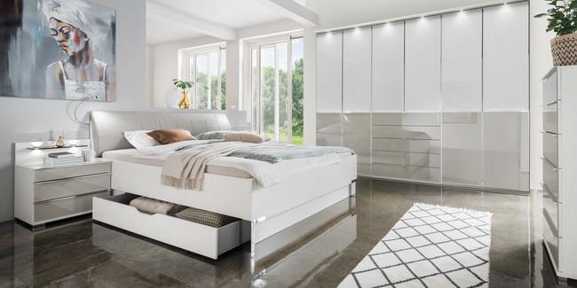 Bei uns bekommen Sie ein modernes Schlafzimmer   Möbelhersteller ...