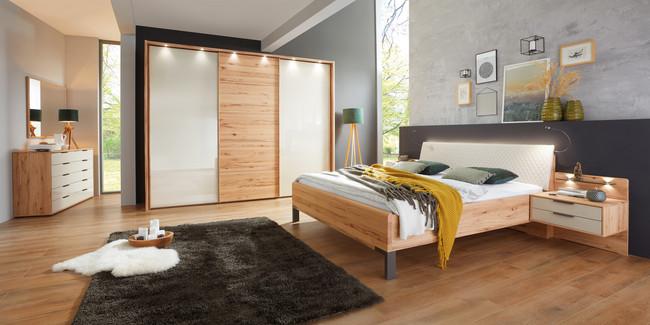 Bei Uns Bekommen Sie Ein Modernes Schlafzimmer Mobelhersteller Wiemann Oeseder Mobel Industrie