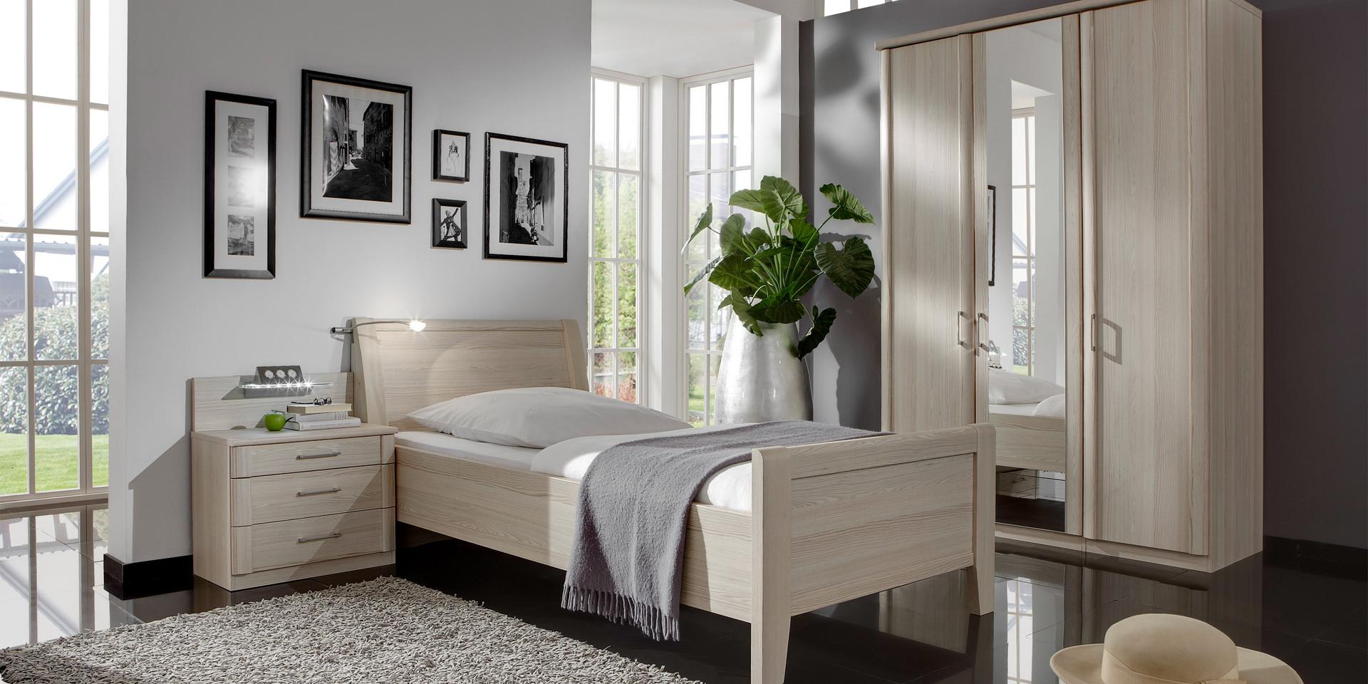 Häufig Erleben Sie das Schlafzimmer Luxor 3+4 | Möbelhersteller Wiemann KL63