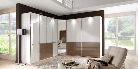Schlafzimmerkasten  Entdecken Sie hier das Programm Shanghai | Möbelhersteller Wiemann