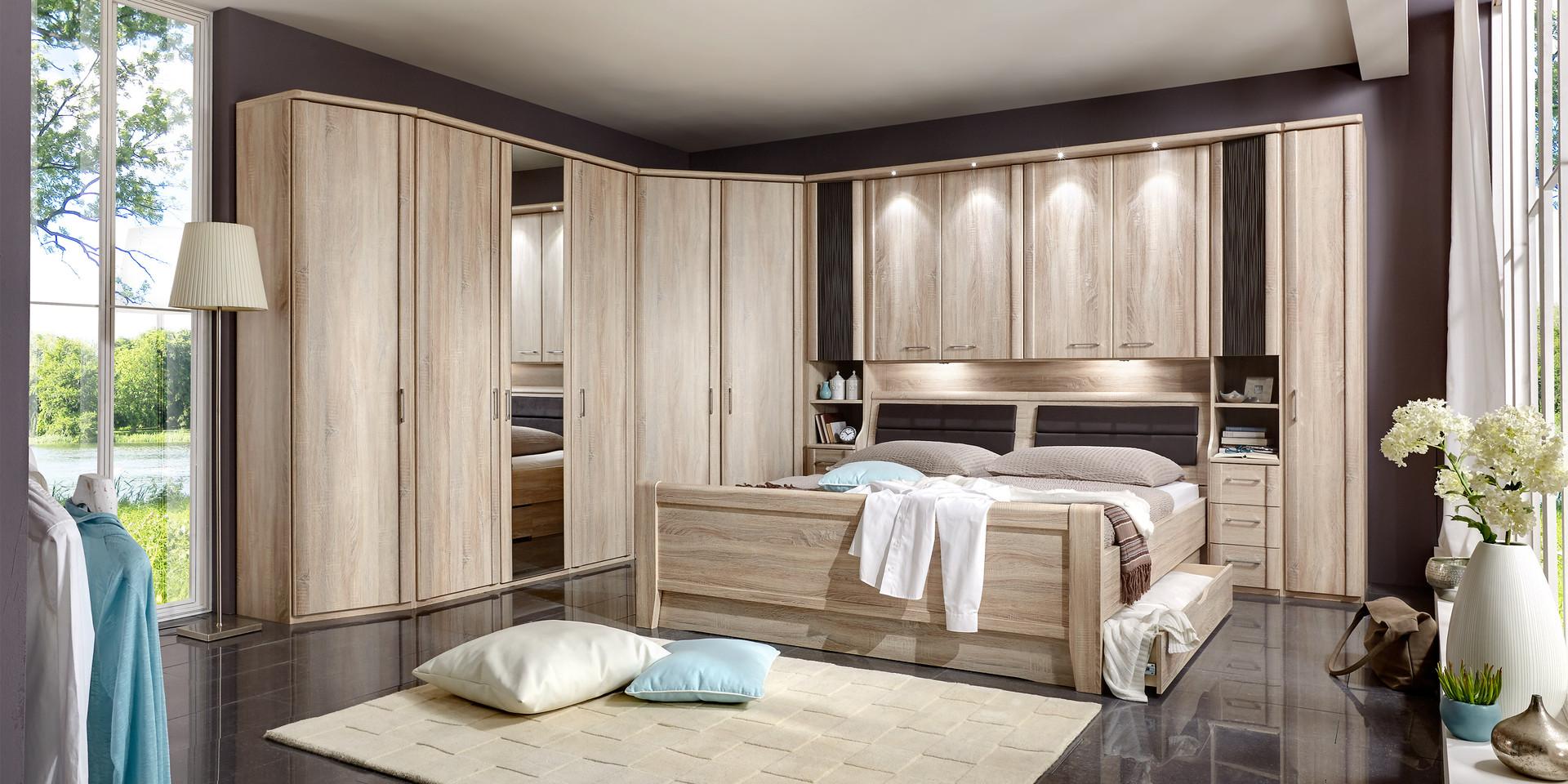 beautiful schlafzimmer programm luxor #1: Luxor 3+4 » Erfrischend vielseitig, überraschend anders. Schlafzimmer ...
