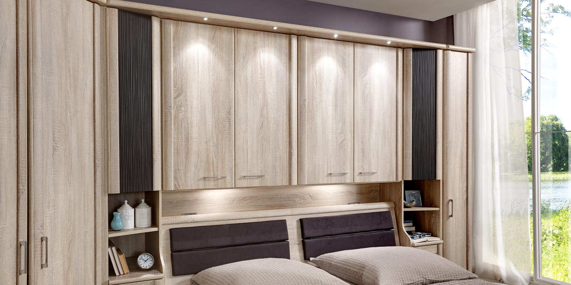Schlafzimmer Luxor System Programm Wohndesign Und Inneneinrichtung - Schlafzimmer luxor