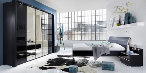 Schlafzimmer : Schlafzimmer Modern Weiß Schlafzimmer Modern Weiß ... Schlafzimmer Modern Wei