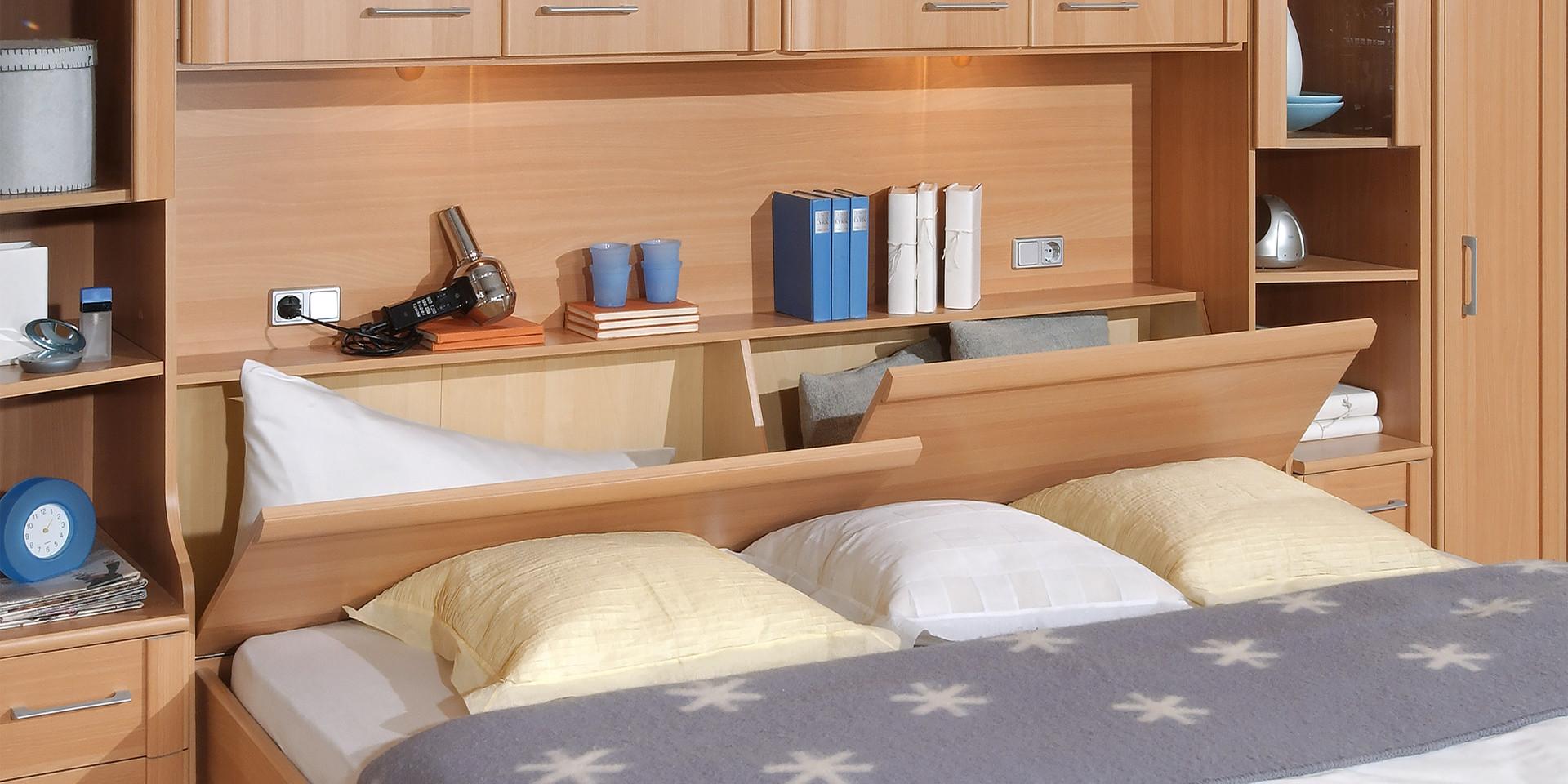 schlafzimmer luxor 4 wiemann teilmassiv komplettes schlafzimmer 3