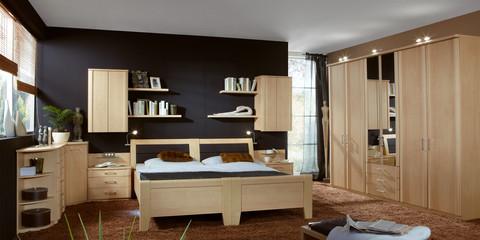 Erleben Sie Das Schlafzimmer Luxor Möbelhersteller Wiemann - Schlafzimmer luxor