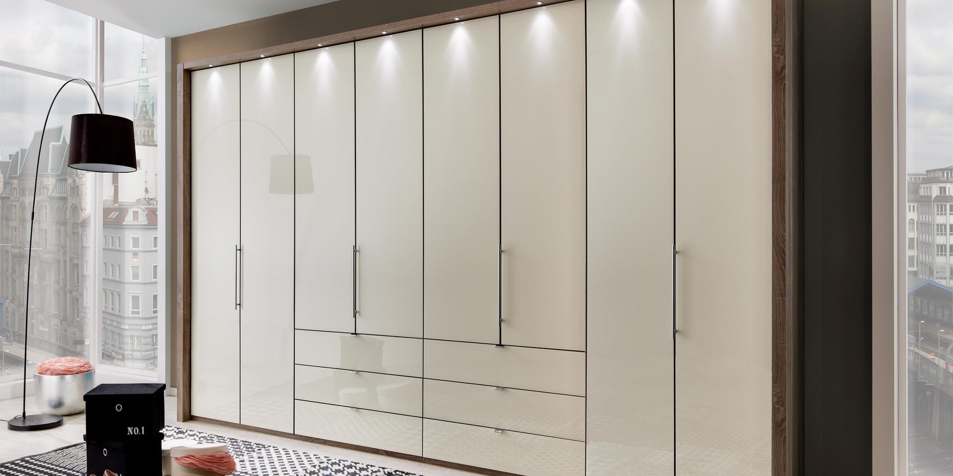 Schlafzimmerschrank modern  Entdecken Sie hier das Programm Loft | Möbelhersteller Wiemann