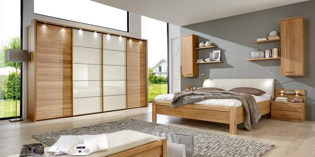 Schlafzimmer : Schlafzimmer Weiß Massiv Schlafzimmer Weiß In ... Schlafzimmer Holz Massiv