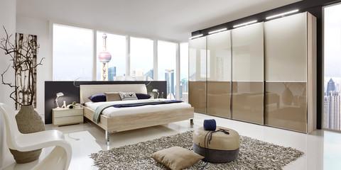 Schlafzimmer : Schlafzimmer Komplett Modern Weiss Schlafzimmer ... Grau Wei Schlafzimmer Modern