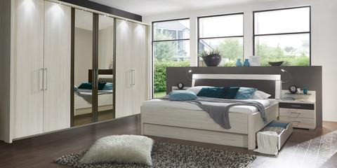 erleben sie das schlafzimmer lissabon mbelhersteller wiemann schlafzimmer schlafzimmer braun modern