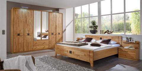 schlafzimmer erle teilmassiv geolt ~ inspiration design-familie