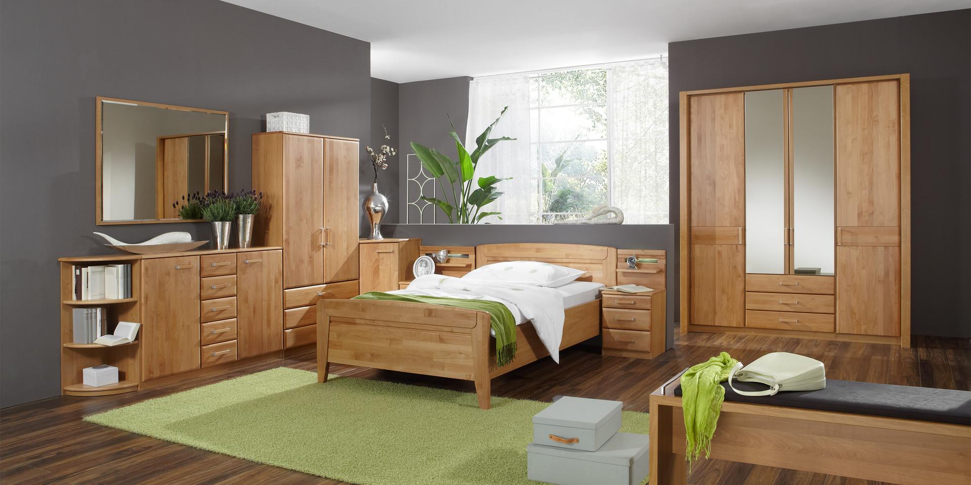 Erleben Sie Das Schlafzimmer Lausanne | Möbelhersteller Wiemann
