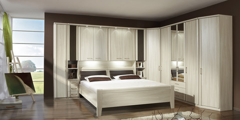 erleben sie das schlafzimmer luxor 3 4 m belhersteller wiemann. Black Bedroom Furniture Sets. Home Design Ideas