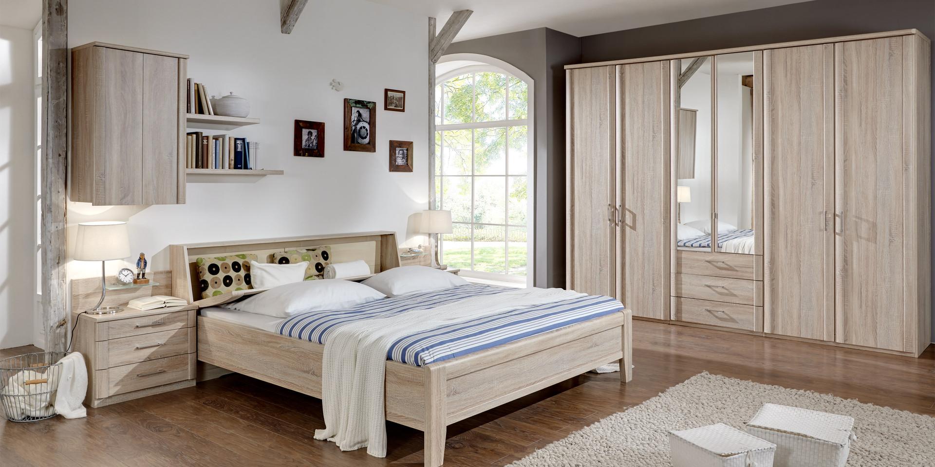 erleben sie das schlafzimmer luxor 3 4 m belhersteller wiemann. Black Bedroom Furniture Sets. Home Design Ideas