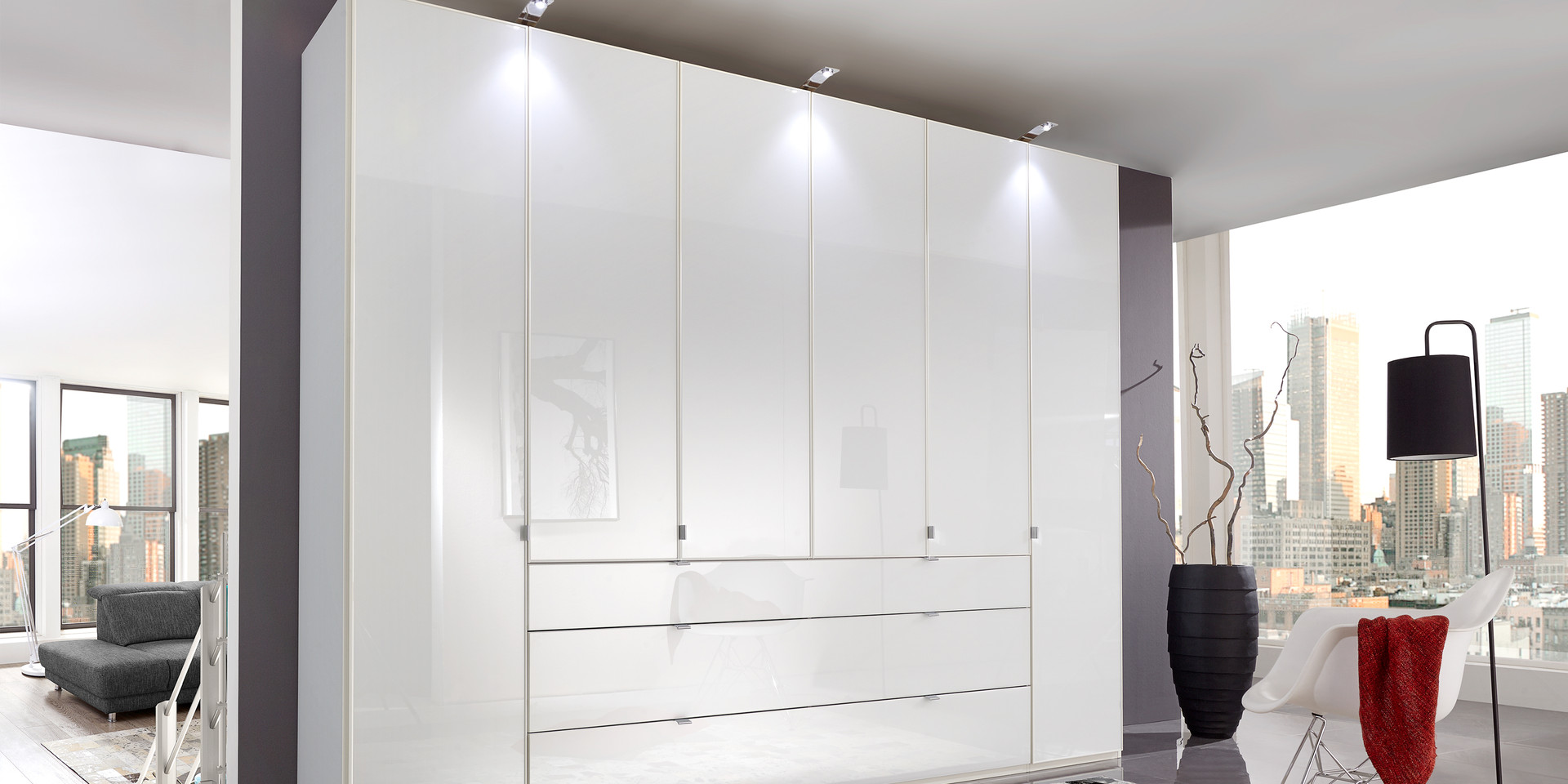Vielfältige Schranksysteme | Möbelhersteller Wiemann