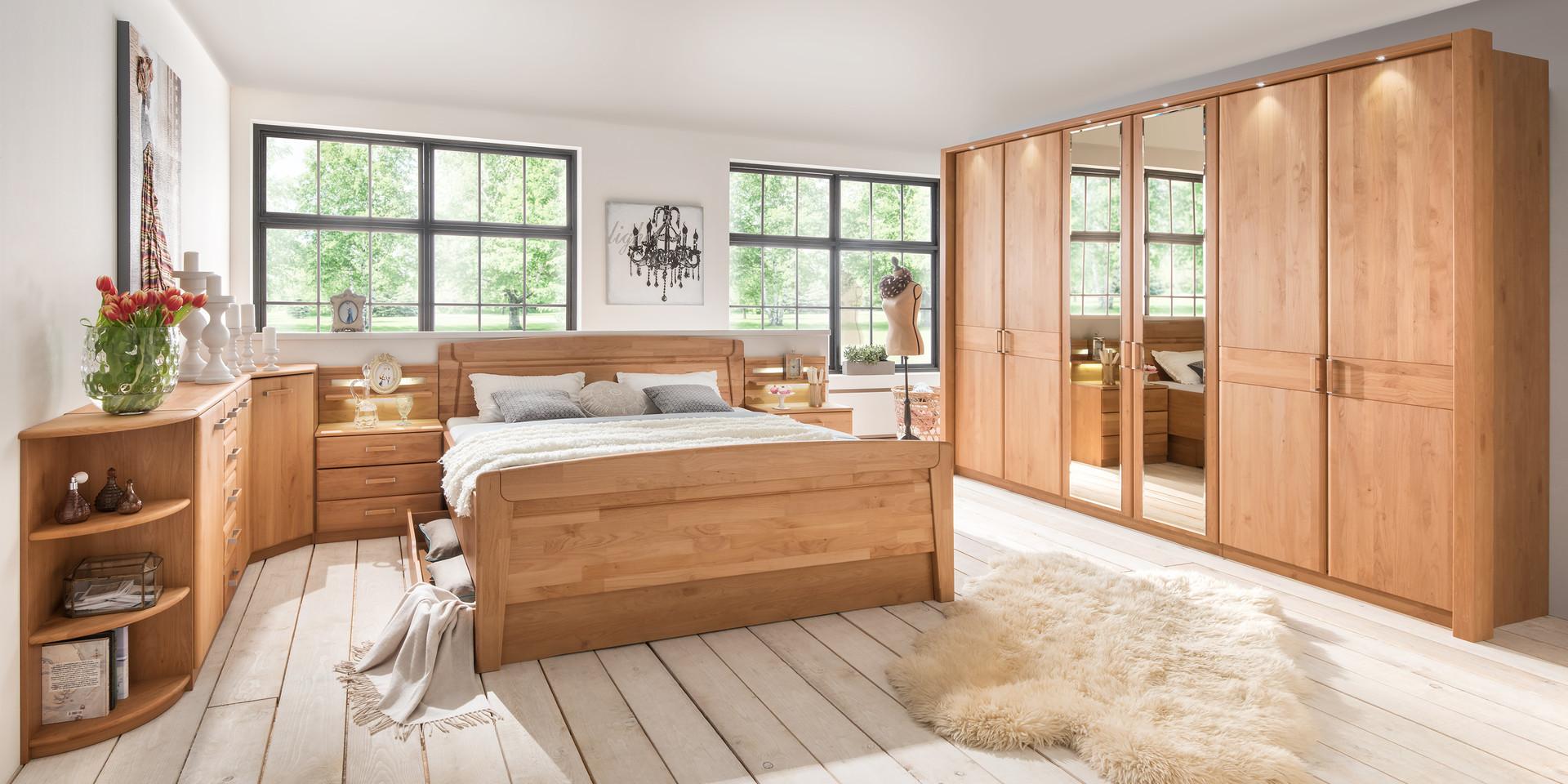 erleben sie das schlafzimmer lausanne m belhersteller. Black Bedroom Furniture Sets. Home Design Ideas