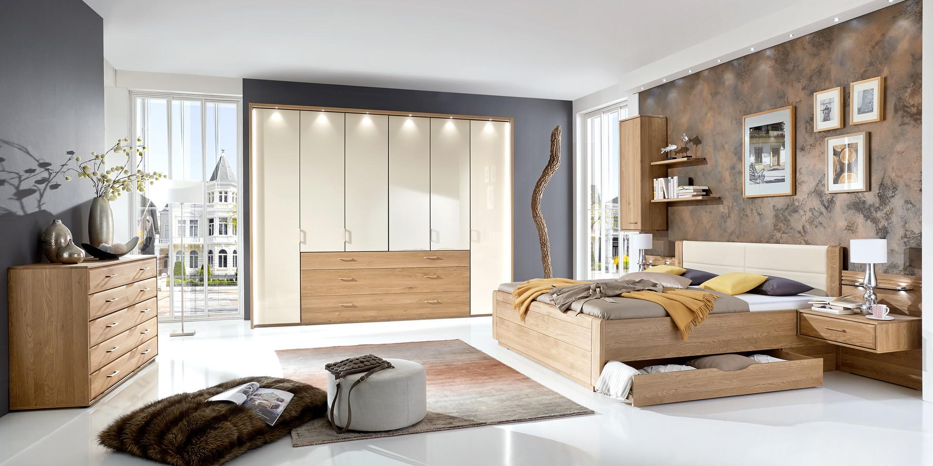 erleben sie das schlafzimmer lido m belhersteller wiemann. Black Bedroom Furniture Sets. Home Design Ideas