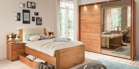 Erleben Sie Das Schlafzimmer Lido | Möbelhersteller Wiemann Schlafzimmer Klassisch Modern
