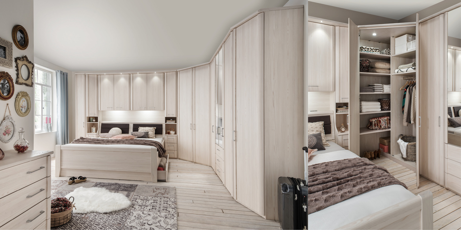 Erleben Sie Das Schlafzimmer Luxor Möbelhersteller Wiemann - Schlafzimmer luxor system programm