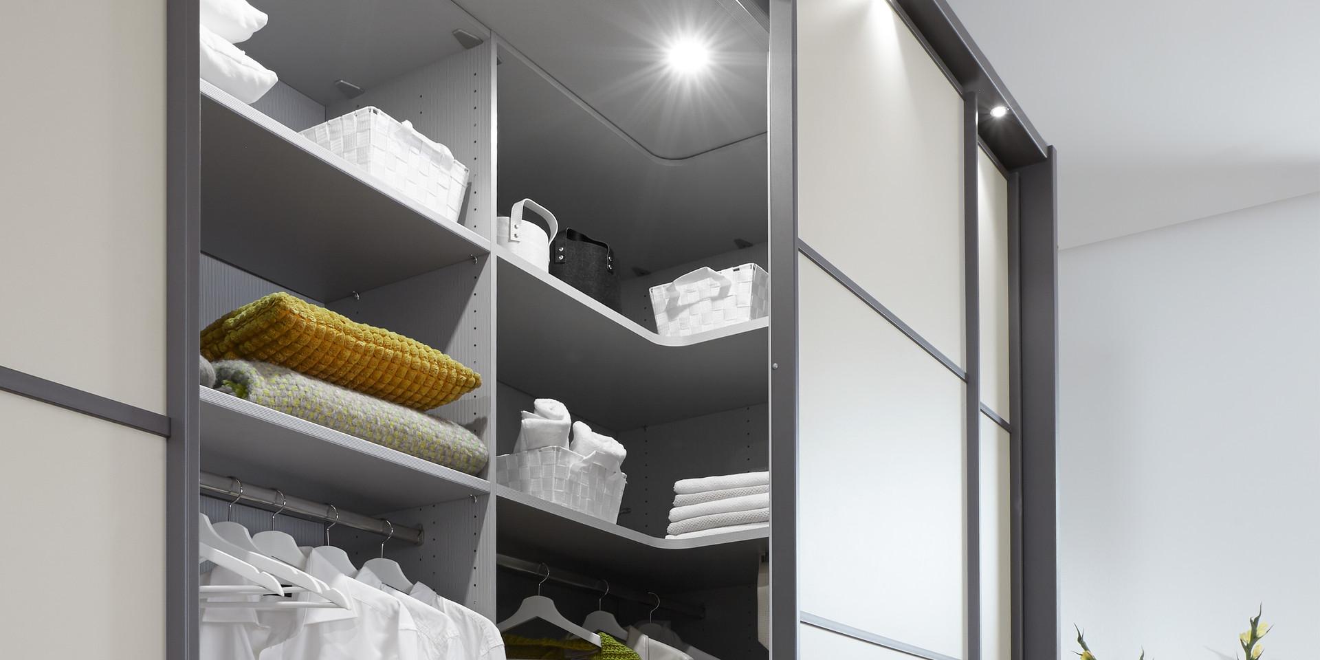 begehbarer kleiderschrank multiplus m belhersteller wiemann. Black Bedroom Furniture Sets. Home Design Ideas