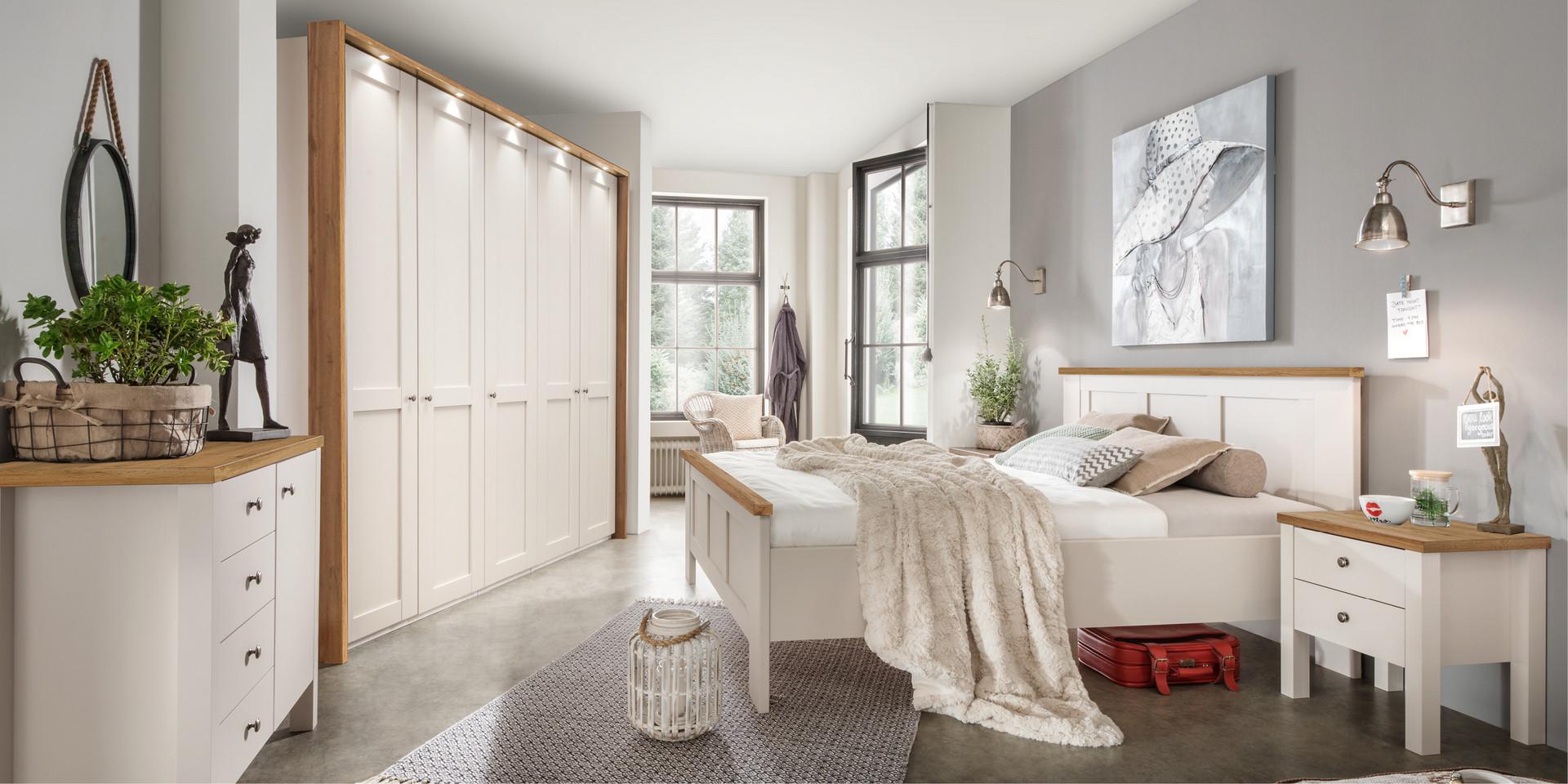 Bei uns finden Sie klassische Schlafzimmer | Möbelhersteller Wiemann