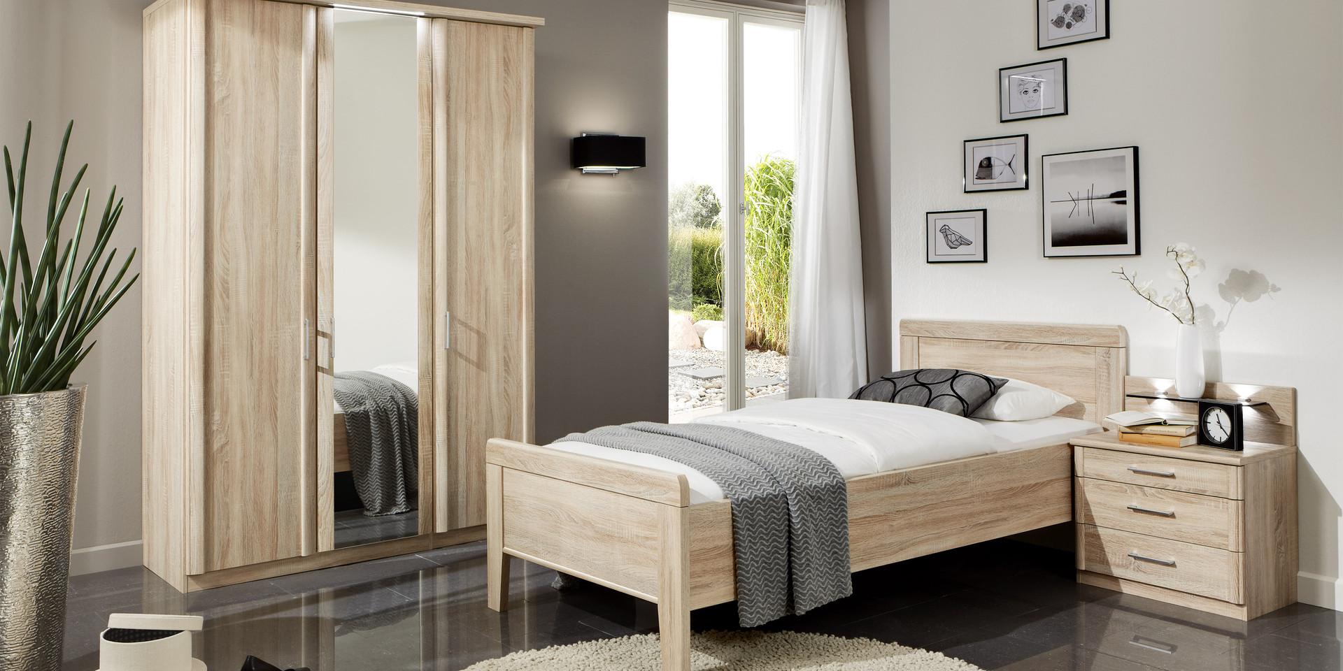 Erleben sie das schlafzimmer meran m belhersteller wiemann - Porta schlafzimmer ...