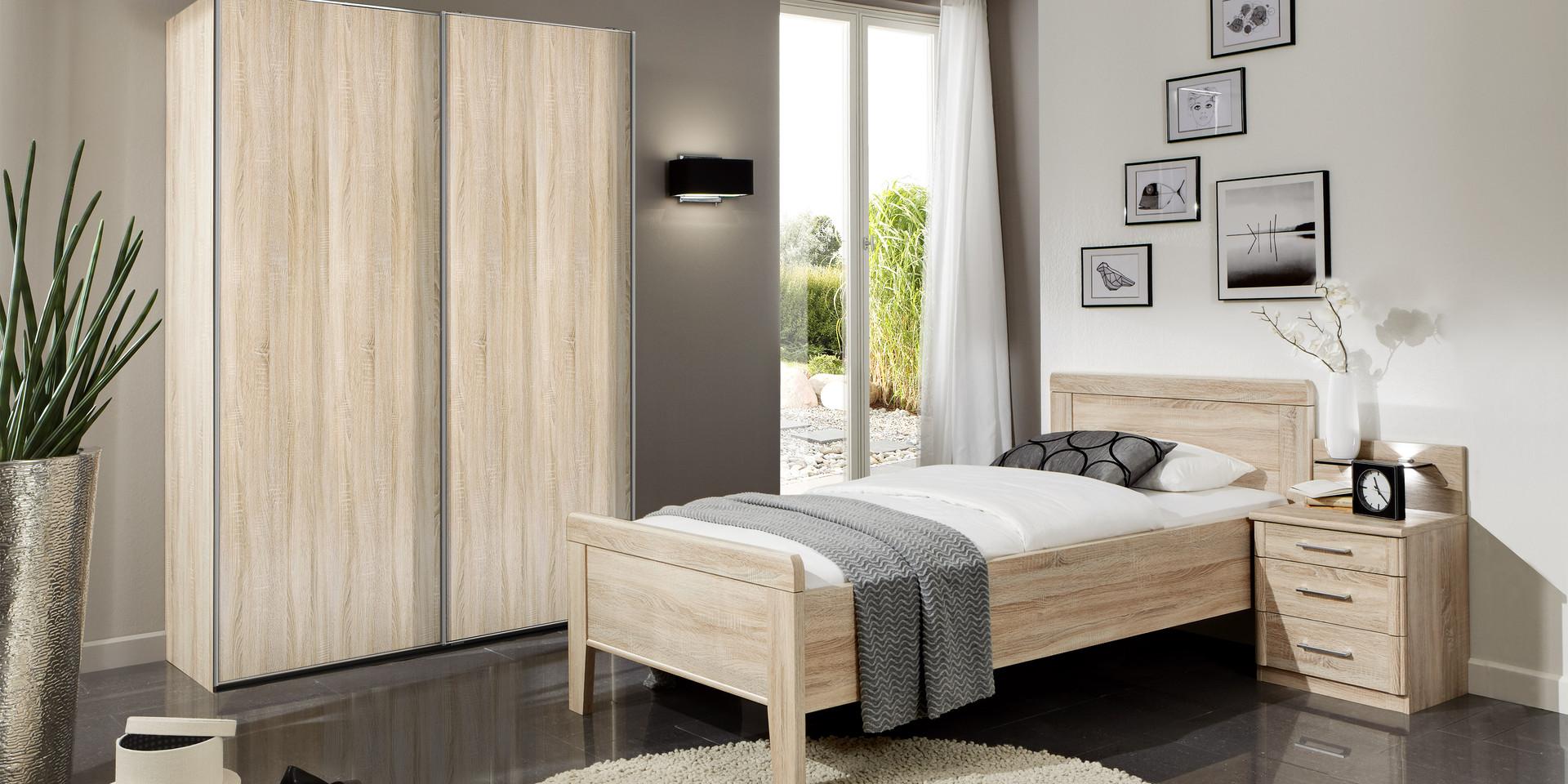 Erleben Sie Das Schlafzimmer Meran | Möbelhersteller Wiemann