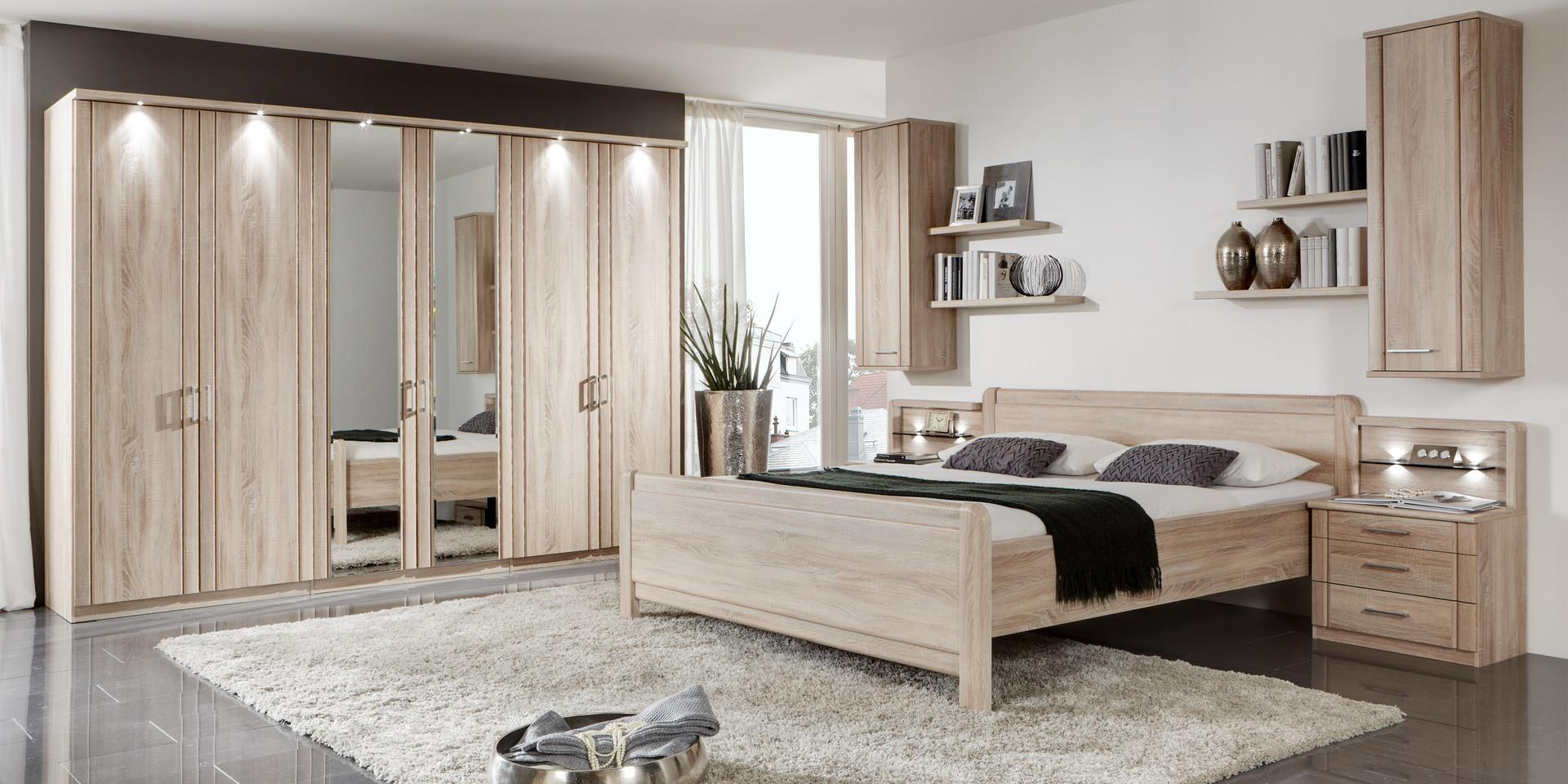 erleben sie das schlafzimmer valencia m belhersteller wiemann. Black Bedroom Furniture Sets. Home Design Ideas