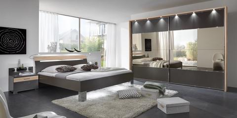 Schlafzimmer : Schlafzimmer Grau Modern Schlafzimmer Grau Modern ... Schlafzimmer Modern Grau