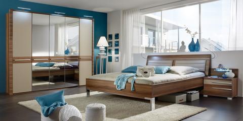 2017 Schlafzimmer Modern Holz