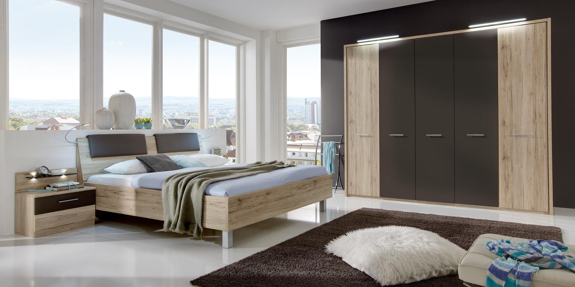 kommode schlafzimmer modern dekoration inspiration