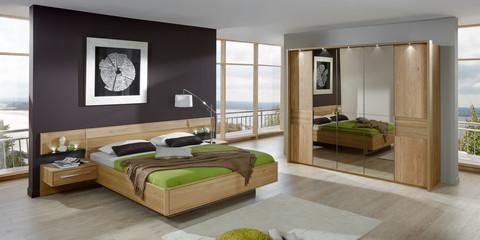 Massivholz Schlafzimmer Hersteller Deutschland: Schlafzimmer Rom ... Schlafzimmer Eiche