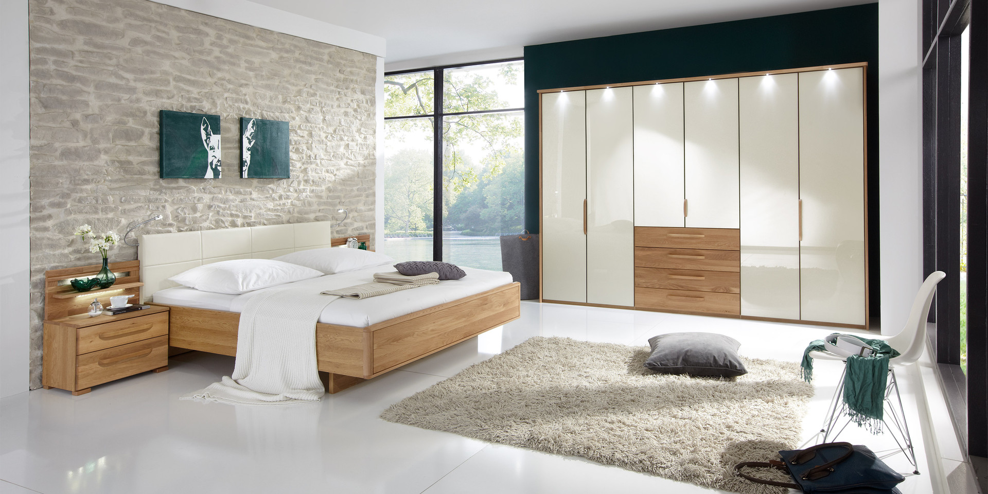 erleben sie das schlafzimmer torino m belhersteller wiemann. Black Bedroom Furniture Sets. Home Design Ideas