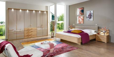 Erleben Sie Das Schlafzimmer Torino | Möbelhersteller Wiemann Schlafzimmer Eiche