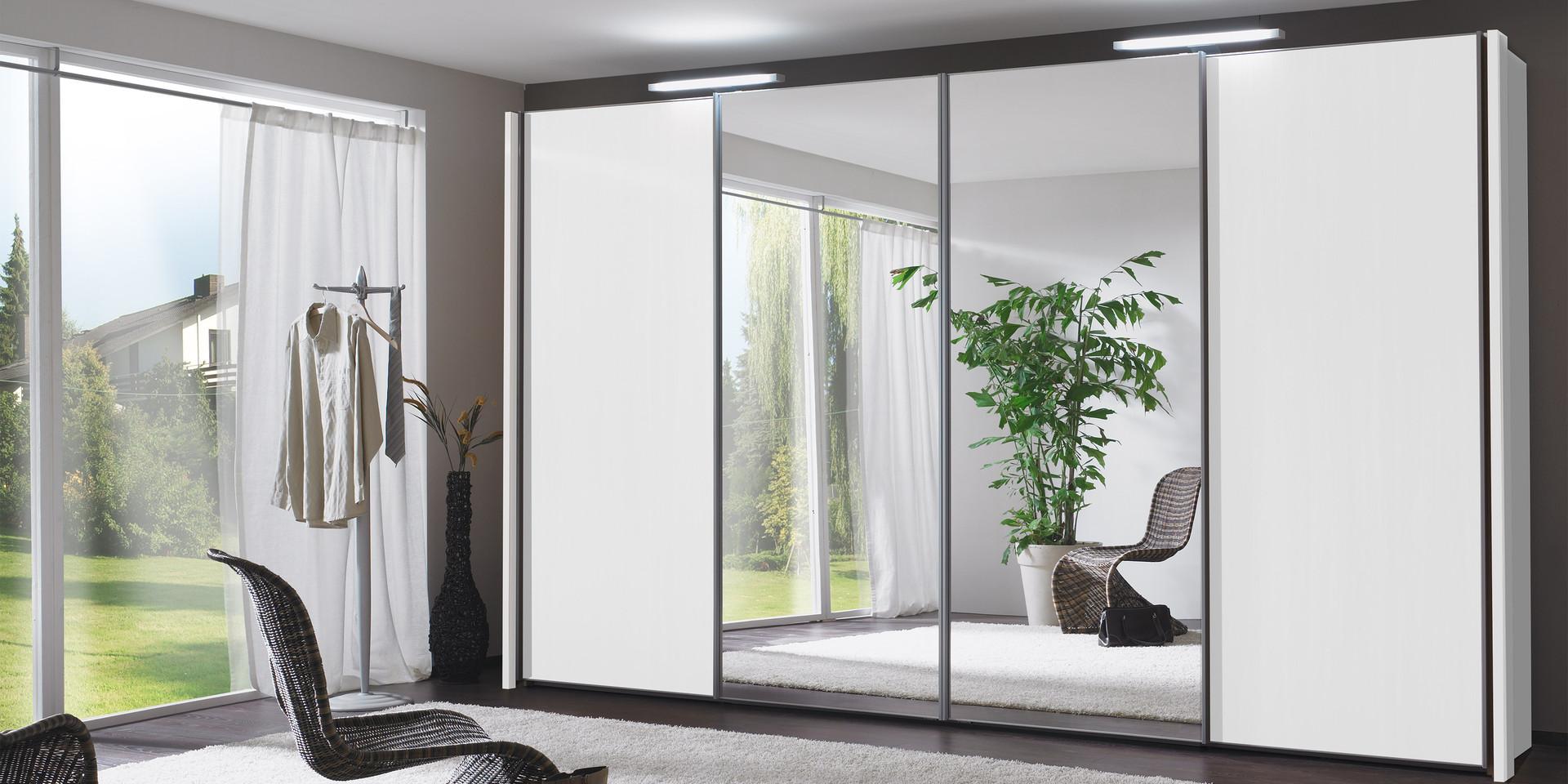 Vielfältige Schranksysteme Möbelhersteller Wiemann - Schranksysteme schlafzimmer