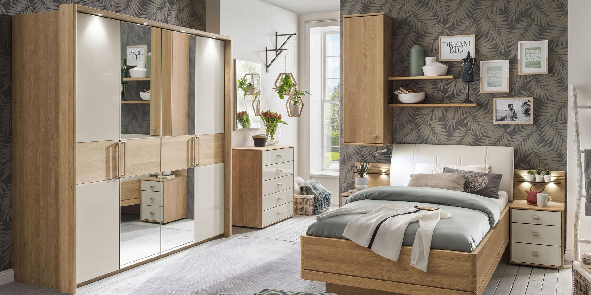 Erleben Sie das Schlafzimmer Kiruna | Möbelhersteller ...