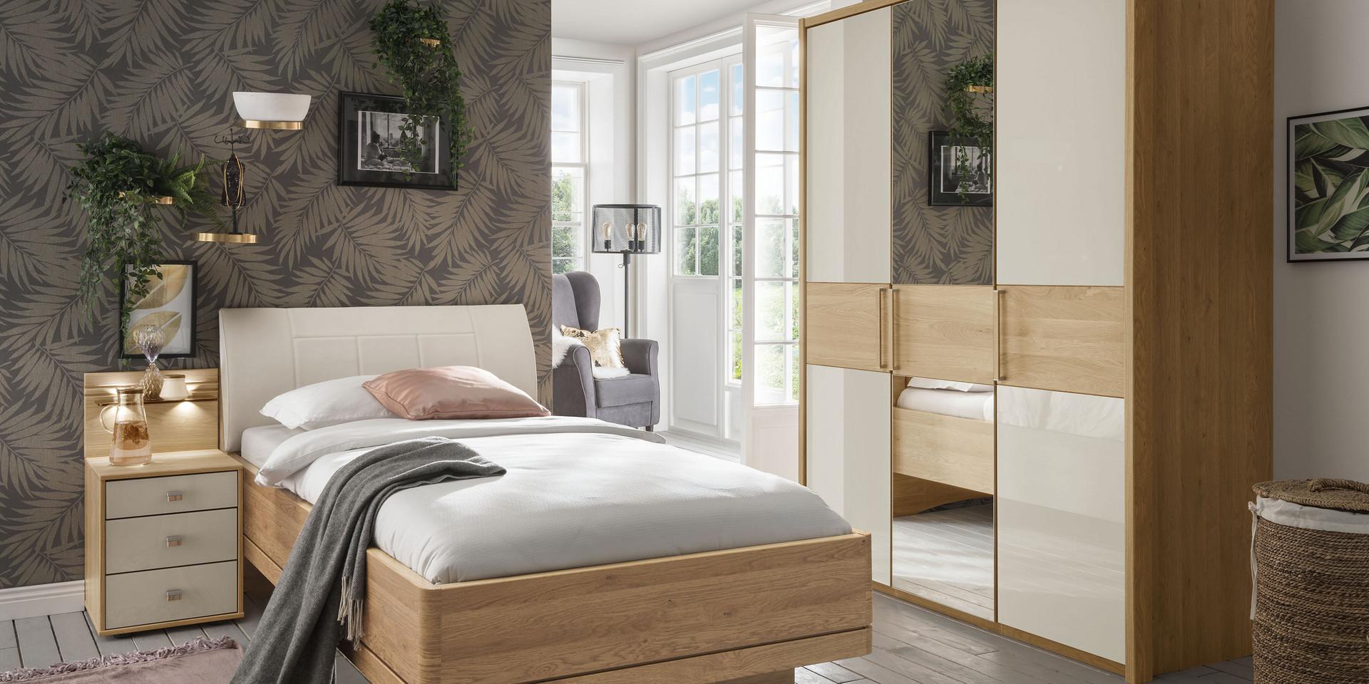 erleben sie das schlafzimmer kiruna | möbelhersteller