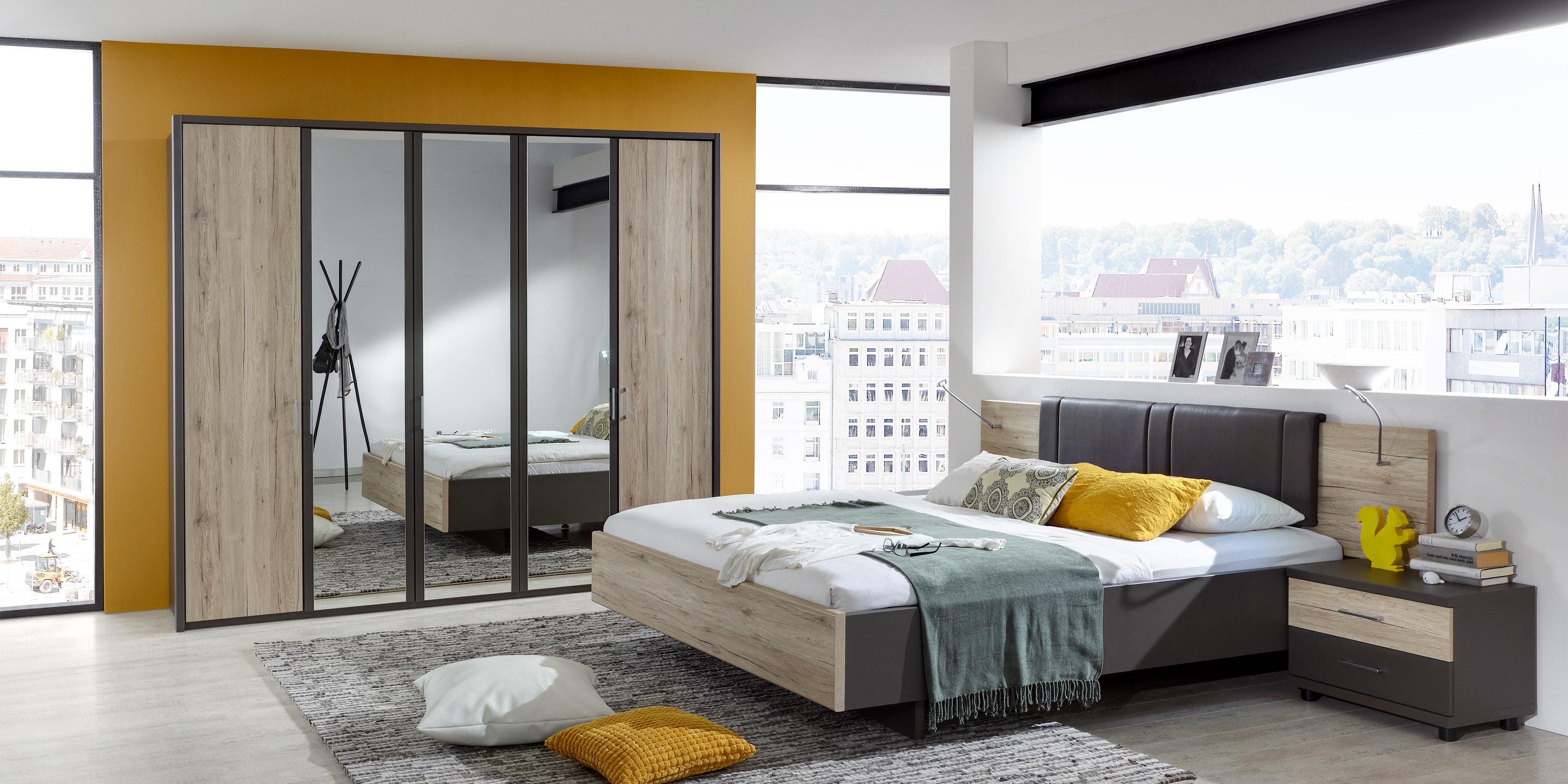 Erleben Sie Das Schlafzimmer Arizona | Möbelhersteller Wiemann