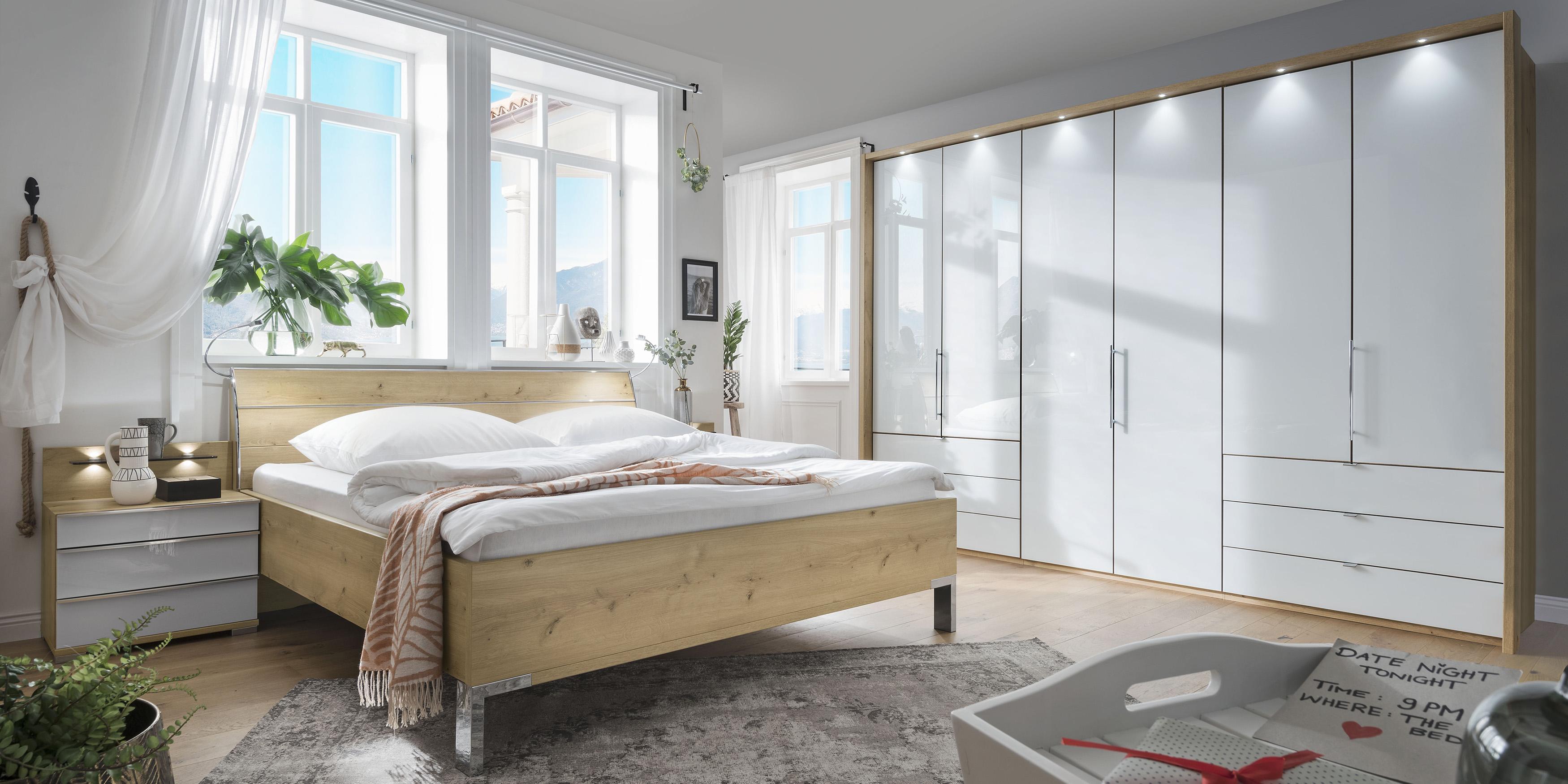 Schlafzimmermöbel aus Deutschland  Möbelhersteller Wiemann